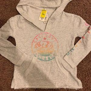 Billabong Shirts & Tops - Girls Billabong hoodie